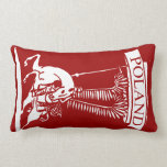 Vintage Polish Winged Hussar Lumbar Pillow at Zazzle