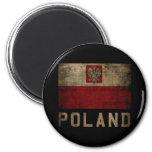 Vintage Polonia Imanes