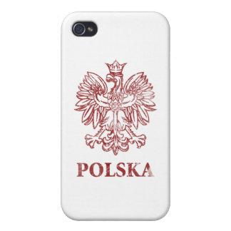 Vintage Polska iPhone 4/4S Case