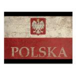 Vintage Polska Postal