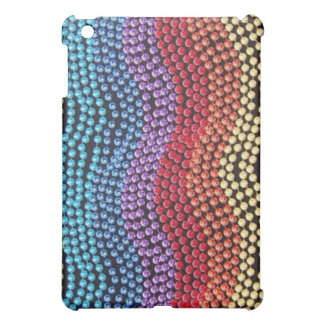 Vintage Pop Bead Pern  Cover For The iPad Mini