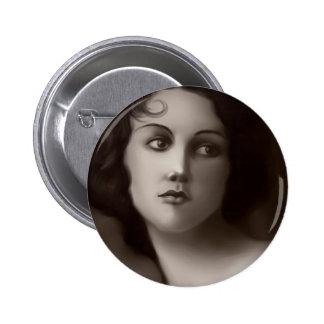 Vintage Portrait Pins