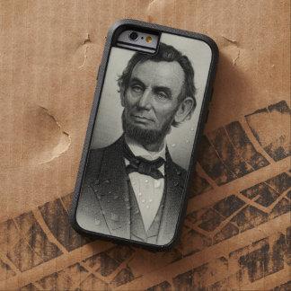 Vintage Portrait of Abraham Lincoln Tough Xtreme iPhone 6 Case
