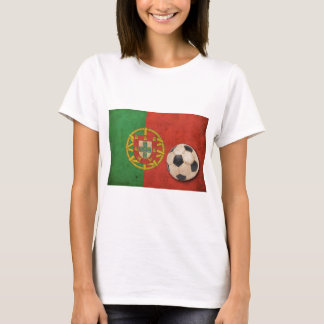 Vintage Portugal Flag T-Shirt