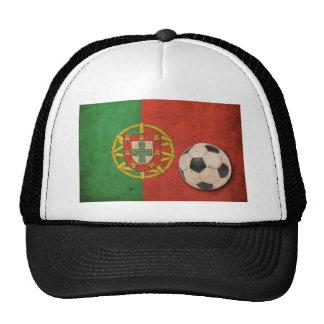 Vintage Portugal Flag Trucker Hat