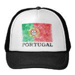 Vintage Portugal Gorros Bordados