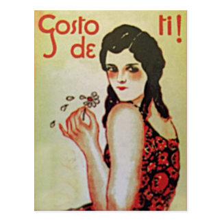 Vintage Portugal III Postal