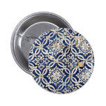 Vintage Portuguese Azulejo Buttons