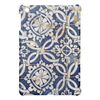 Vintage Portuguese Azulejo iPad Mini Cases