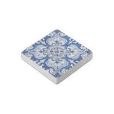 Vintage Portuguese Tile Pattern at Zazzle