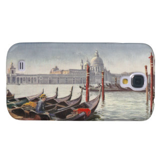 Vintage Postcard Entrance to the Grand Canal Samsung Galaxy S4 Cases