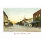 Vintage Postcard, Eustis, Florida Postcard