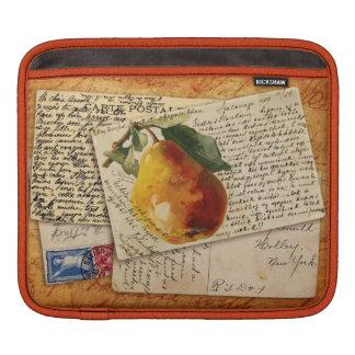 Vintage Postcards iPad Sleeve