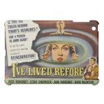Vintage Poster iPad Case