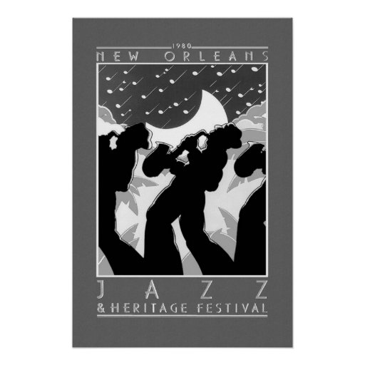 Vintage Poster Jazz