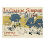 Vintage Poster Postcards - Bicycles
