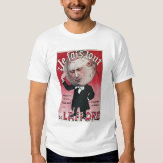 vintage poster T shirt