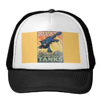 Vintage Poster Trucker Hat