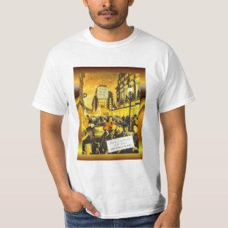 Vintage poster, WJohn Haig and Co, Whisky T-Shirt