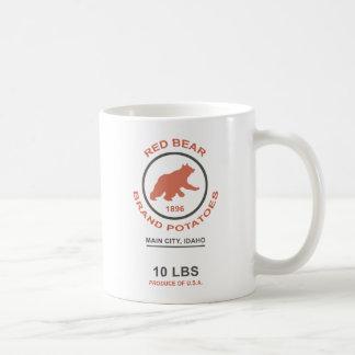 Vintage Potato Sack (Red Bear Brand) Coffee Mug