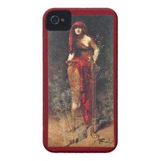 Vintage Pre-Raphaelite BlackBerry Bold Case