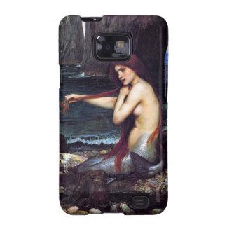 Vintage Pre-Raphaelite Samsung Galaxy S phone Case Samsung Galaxy SII Cases