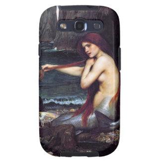 Vintage Pre-Raphaelite Samsung Galaxy S phone Case Samsung Galaxy S3 Case