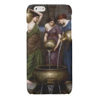 Vintage Pre-Raphaelite Waterhouse Art Glossy iPhone 6 Case