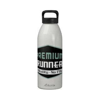 Vintage Premium Runner Reusable Water Bottles