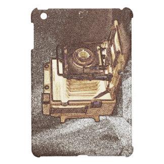 Vintage Press Camera Case Savvy Glossy iPad Mini Case For The iPad Mini