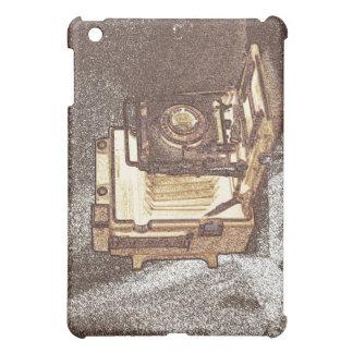 Vintage Press Camera Case Savvy Matte iPad Mini Cover For The iPad Mini