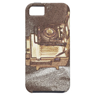 Vintage Press Camera iPhone 5/5S, Vibe Case iPhone 5 Cases