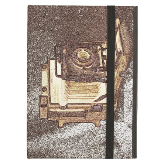 Vintage Press Camera Powis iPad Air Case