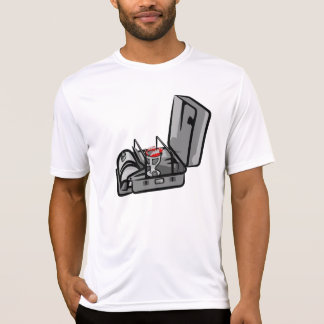Vintage Pressure Camp Stove T-Shirt