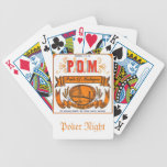 Vintage Pride of Michigan Beer Playing Cards Bicycle Playing Cards