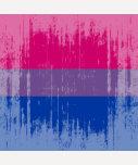 Vintage Pride.png bisexual Camiseta