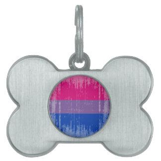 Vintage Pride.png bisexual Placas Mascota