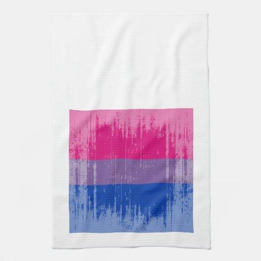 Vintage Pride.png bisexual Toalla