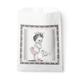 Vintage Princess Baby Shower