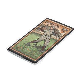 Vintage Princeton Sports Prints Journal