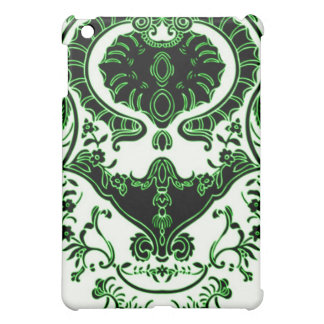 VINTAGE PRINT OF LOUIS XV CARVING FROM ARMOIRE REI COVER FOR THE iPad MINI
