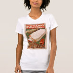 Vintage Print Of Newmann's famous Road Show Tees
