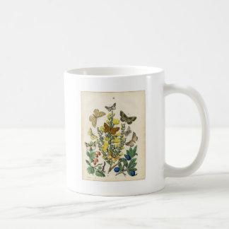 Vintage Printable Natural History Mugs