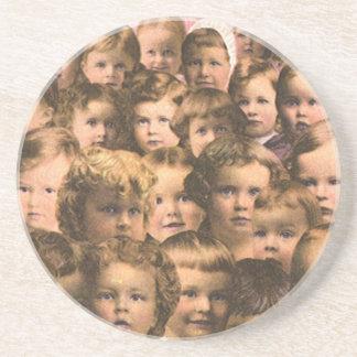Vintage Product Label Art, Eskay's Baby Food Drink Coaster