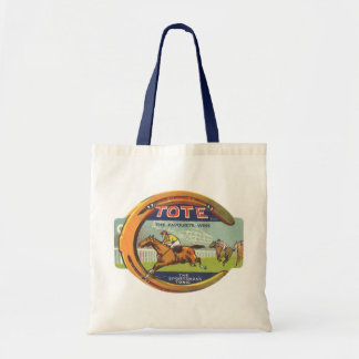 Vintage Product Label Art, Tote Sportsman's Tonic