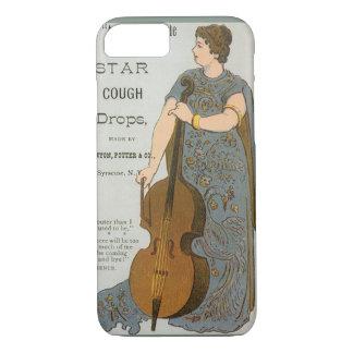 Vintage Product Label, Star Cough Drops iPhone 7 Case