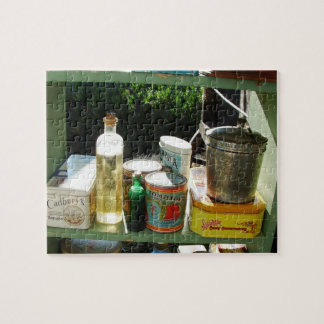 Vintage Product Still Life Puzzle