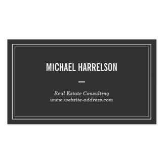 Vintage Professional No. 2 Business Card