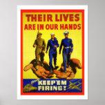 Vintage Propaganda Print