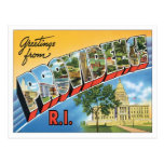 Vintage Providence Rhode Island Tarjetas Postales